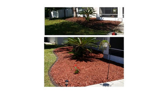 Our Landscaping Work