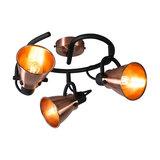 Spotlight Jos 3 Copper