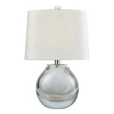 Playa Linda Table Lamp, Clear