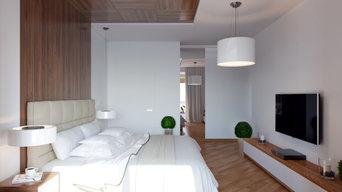Современная квартира в скандинавском стиле
