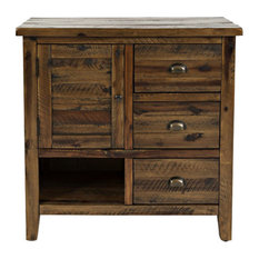 Artisan's Craft Accent Chest Dakota Oak