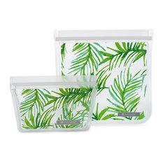 ZipTuck Reusable Lunch Bags, Cactus Party