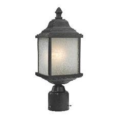Dolan Designs Charleston, One Light Outdoor Post Lantern