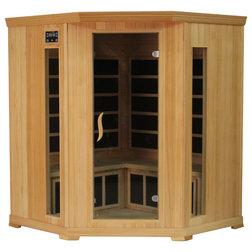 Transitional Saunas by M&E Sales LLC