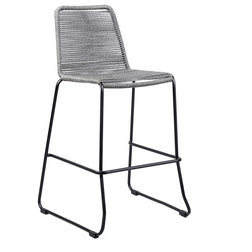 Beach Style Outdoor Bar Stools And Counter Stools by Armen Living