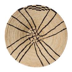 Sanaa Raffia Plate I