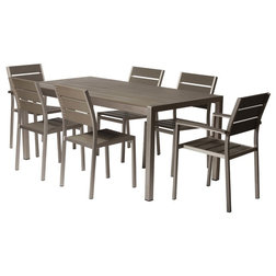 Transitional Outdoor Dining Sets by Pangea Home
