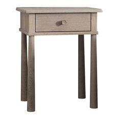 Wycombe Oak Bedside Table