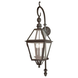 Traditional Outdoor Wall Lights And Sconces by Buildcom