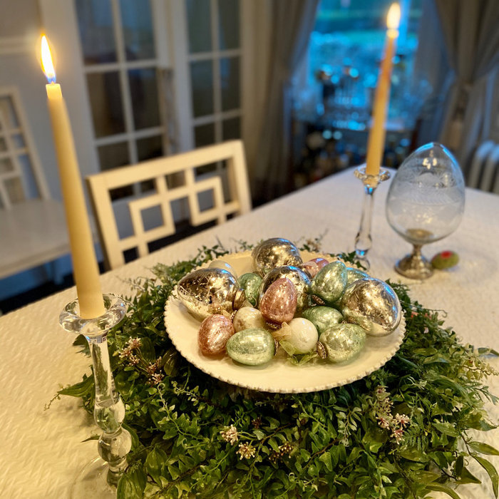 Spring Holiday Decor