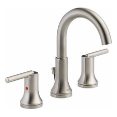 Delta Faucet   Delta 3559 MPU Trinsic Widespread Bathroom Faucet   Bathroom  Sink Faucets