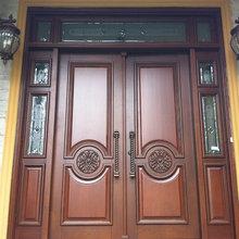 Grand entry door system