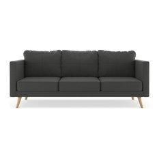 Cydney Sofa Oxford Weave Graphite