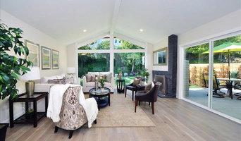 Hardwood flooring at Rancho Palos Verdes