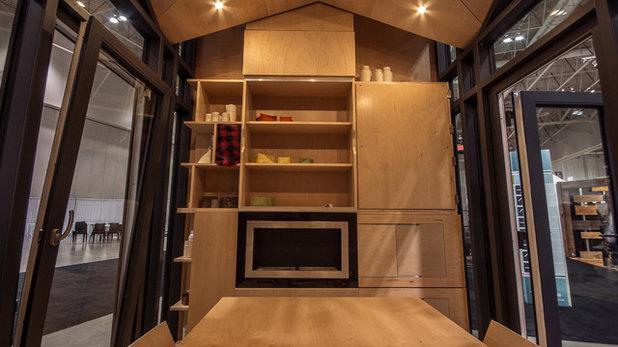 Modern Dining Room by BLDG Workshop