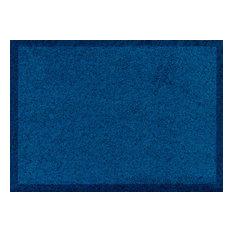 Clean Keeper Doormat, Blue, Large