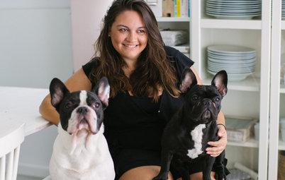 En casa… de Inés Torres: Bloguera de 'Boho Deco Chic'