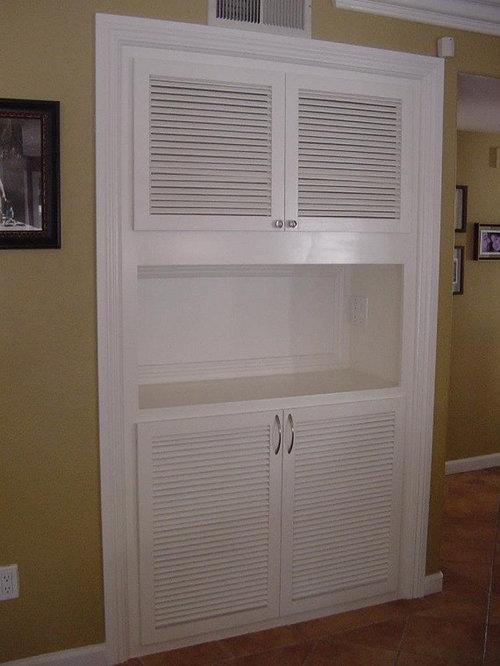 Incroyable Custom Made Built In Media Cabinet