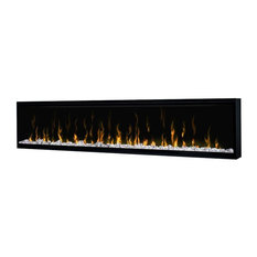 """Dimplex IgniteXL 74"""" Built-in Hardwired Electric Fireplace"""