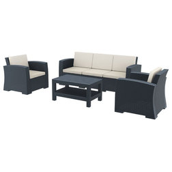 Tropical Outdoor Lounge Sets by Compamia