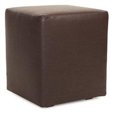 Universal Cube, Pecan, 100% Polyurethane