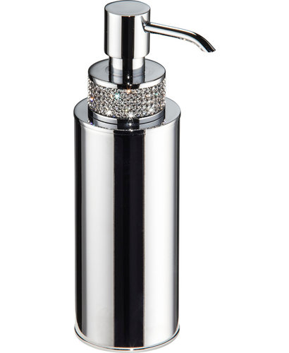 Bathroom Accessories With Swarovski Crystals chrome bathroom accessories.bathroom accessories solid brass towel