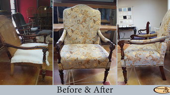 A Lovely Restored Chair