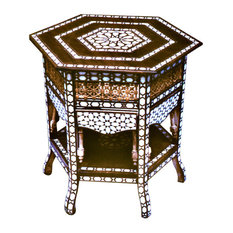 ALSAWDA Syrian Coffee and side table