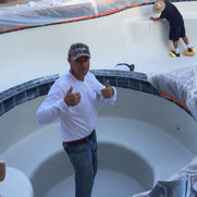 Alan Smith Pool Plastering & Construction's photo