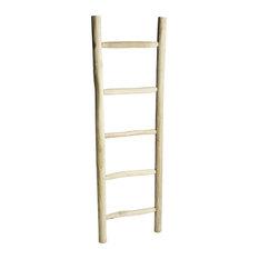Decorative Teak Ladder