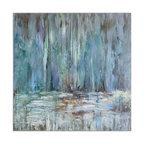 Uttermost 32240 Blue Waterfall Art