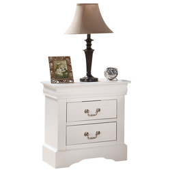 Traditional Nightstands And Bedside Tables by Acme Furniture