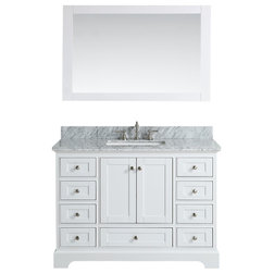 Trend Transitional Bathroom Vanities And Sink Consoles by Urban Furnishing