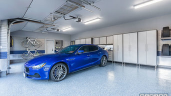 Home Entry Garage