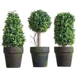 Rustic Artificial Plants And Trees by First of a Kind USA Inc