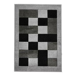 Mantra MT04 Rug, Grey, 80x150 cm