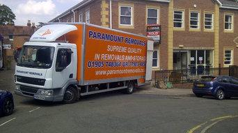 Paramount Removals Ltd