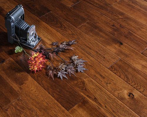 Garrison II Distressed (Hand Scraped Flooring)