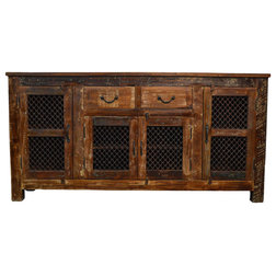 Rustic Buffets And Sideboards by Favors Handicraft
