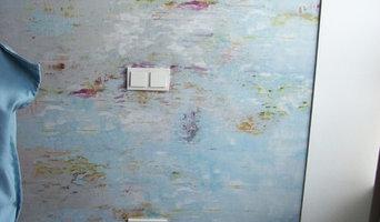 Wandbespannungen