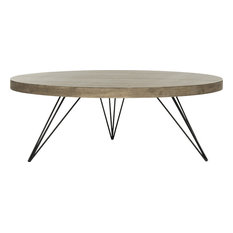 Most Popular Round Coffee Tables For Houzz - Houzz round coffee table