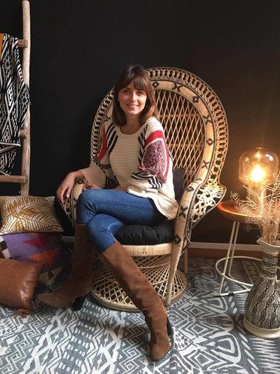 interview warum topmodel eva padberg jetzt in interior macht. Black Bedroom Furniture Sets. Home Design Ideas