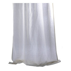 Bauhaus Block Colour Curtain, Ivory