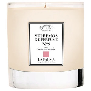 Cantabrian Tuberose Scented Candle