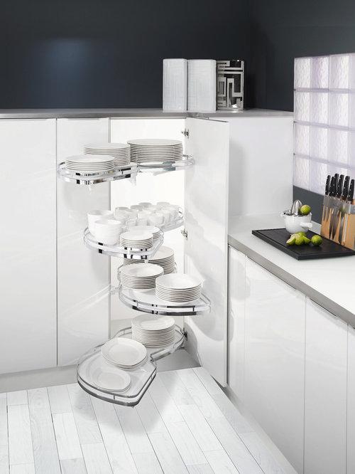 LeMans Blind Corner Cabinet