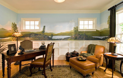 Get Onboard With Wainscoting