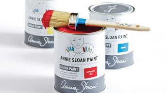 Chalk Paint® tins by Annie Sloan