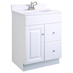 Beautiful Transitional Bathroom Vanities And Sink Consoles by BuilderDepot Inc