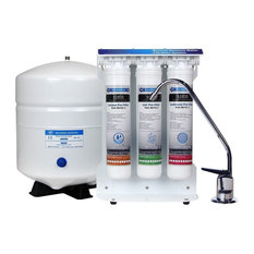 BOANN Reverse Osmosis 6-Stage Water Filtration System With Quick-Twist Filters