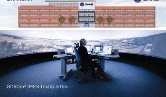 SAAB Aerospace Head Office Linköping